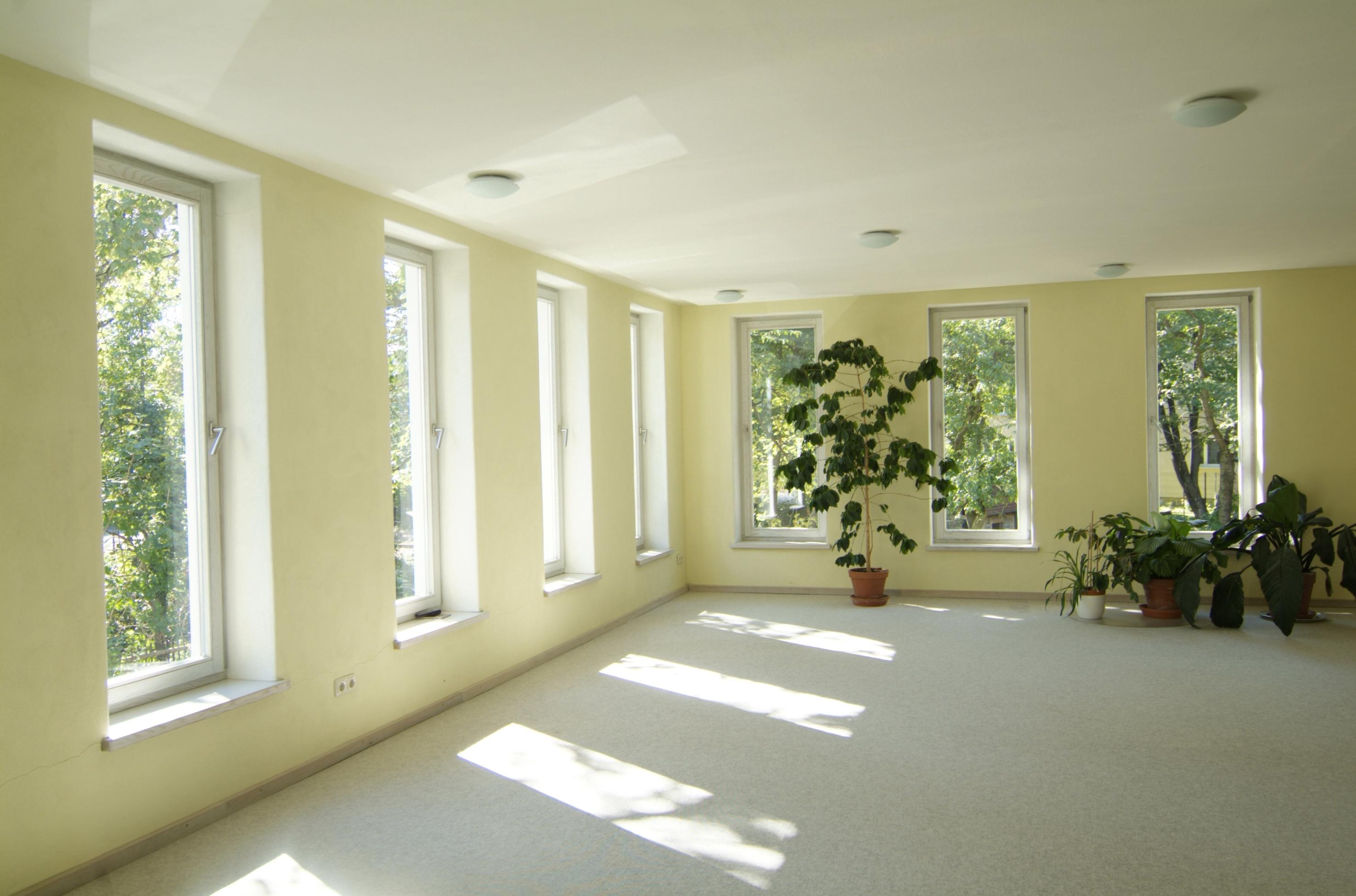 Seminarraum 2; Obergeschoss, Detailaufnahme